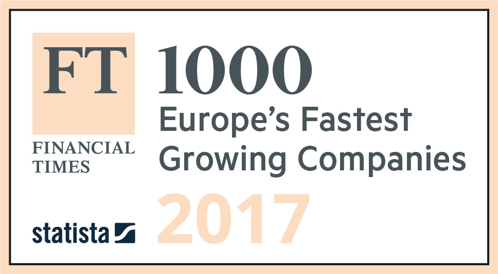 financial times 1000 badge